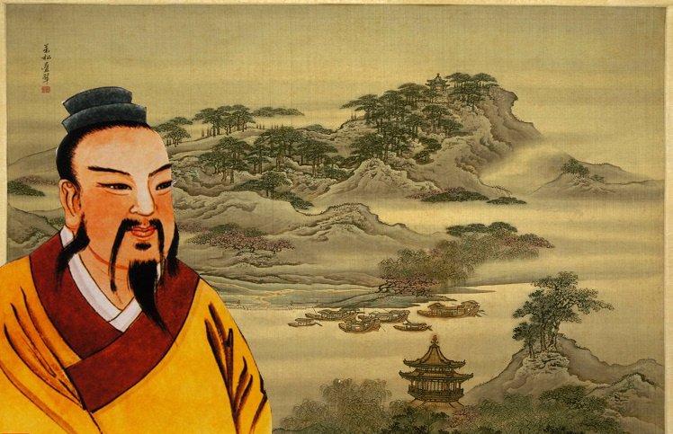 Yến Tử, họ Yến tên Anh, là tướng quốc của Tề Cảnh Công thời Xuân Thu, nổi tiếng tài giỏi và liêm khiết (Ảnh: tinhhoa.net)
