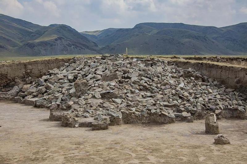 kho bau, khảo cổ, Kazakhstan, báu vật,