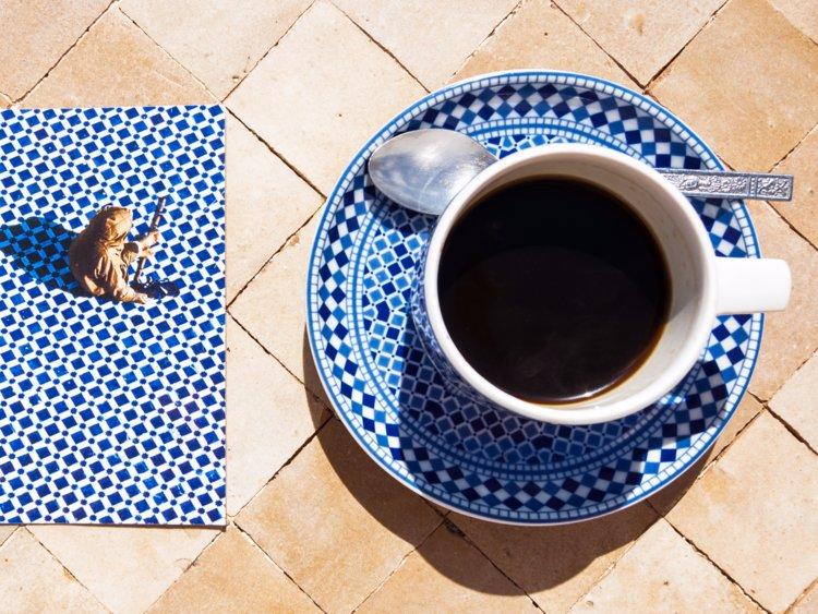 Spiced coffee — Morocco