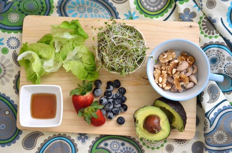 rau mầm, yếu tố quyết định độ dài của tuổi thọ