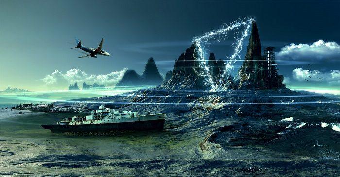 """""""Tam giác quỷ Michigan"""": """"Tam giác quỷ Bermuda"""" mới trong khu vực Ngũ Đại Hồ?"""