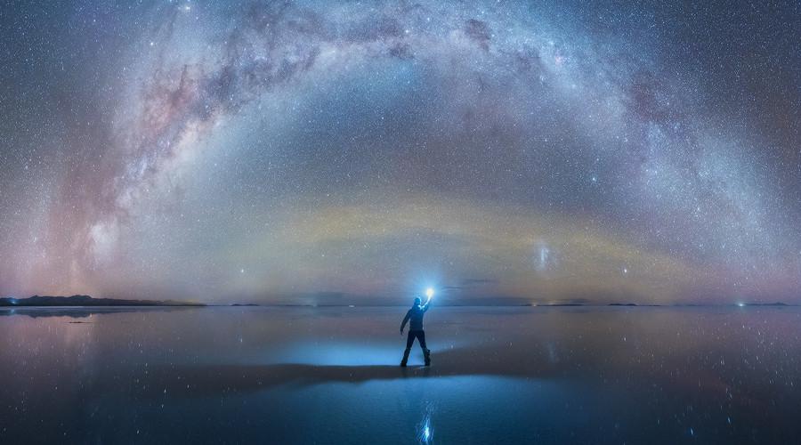 Nguồn gốc của con người là từ vũ trụ